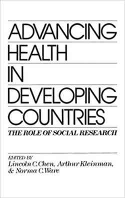 Advancing Health In Developing Countries The Role Of Social Research