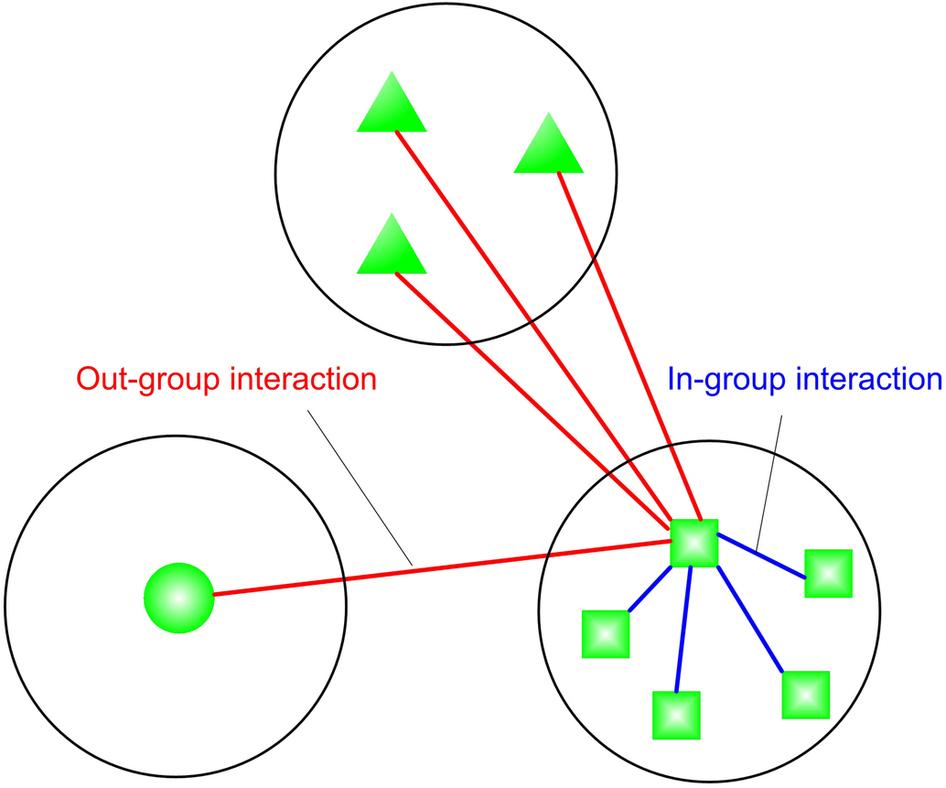 Evolution Of In Group Favoritism